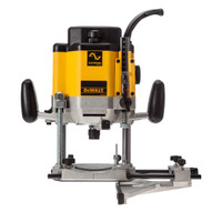 Dewalt DW625EKT 1/2in Variable Speed Plunge Router