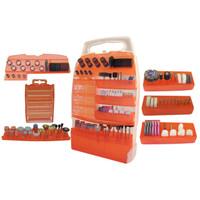Toolzone 150PC Rotary Tools Accessory Kit