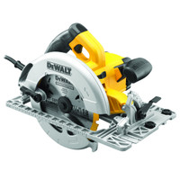 Dewalt DWE576K Circular Saw 190mm with Kitbox