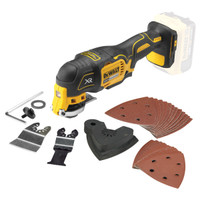 Dewalt DCS355N 18v Cordless Multi Tool (Body Only)