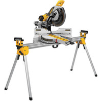 Dewalt DWS780 305mm Sliding Compound Mitre Saw with DE7023 Legstand