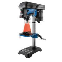 Scheppach DP16SL Bench Pillar Drill with Cross Laser & Vice