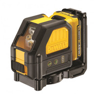 Dewalt DCE088NR-XJ 10.8V Red Cross Line Laser (Body Only)