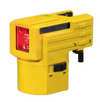 Stabila LAX50 Cross Line Laser Level Kit