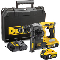 Dewalt DCH273P2 18V Li-Ion Brushless 3 Mode Cordless Hammer