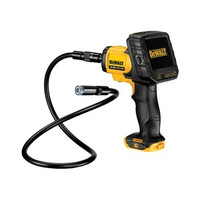 Dewalt DCT410N Inspection Camera With 17mm Cable Body Only