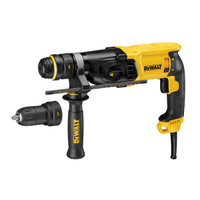 Dewalt D25134K 26mm 3 mode hammer with Quick Change Chuck