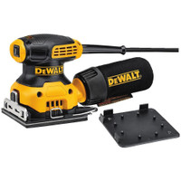 Dewalt DWE6411 1/4 Sheet Palm Grip Sander