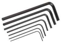 Rolson 59150 7pc Hex Key Set