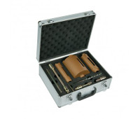 Ox Trade 3 Piece Dry Core Case (38, 52, 117mm & Accessories)