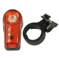 Rolson 3 LED Rear Bike Light