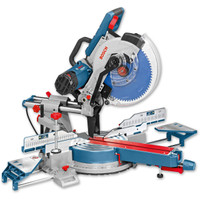 "Bosch GCM 12"" SDE 305mm Professional Dual Bevel Mitre Saw"