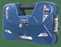 Scheppach Air Case 1.5HP 2Litre Mobile Compressor