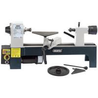 Draper 60988 250W Variable Speed Mini Wood Lathe