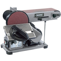 Draper 53005 300W Belt and Disc Sander