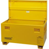 Draper Contractors Secure Storage Box 36 Inch