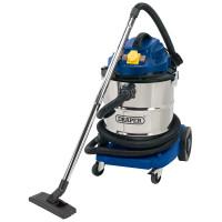 Draper 75443 50Litre 1500W Wet and Dry Vacuum