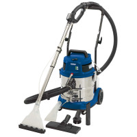 Draper 75442 20Litre 1500W Wet and Dry Shampoo/Vacuum Cleaner