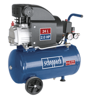 Scheppach HC25 2HP 24Litre Compressor