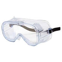 Ox Direct Vent Safety Goggles