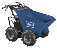 Scheppach DP3000 6.5HP 300KG Dumper