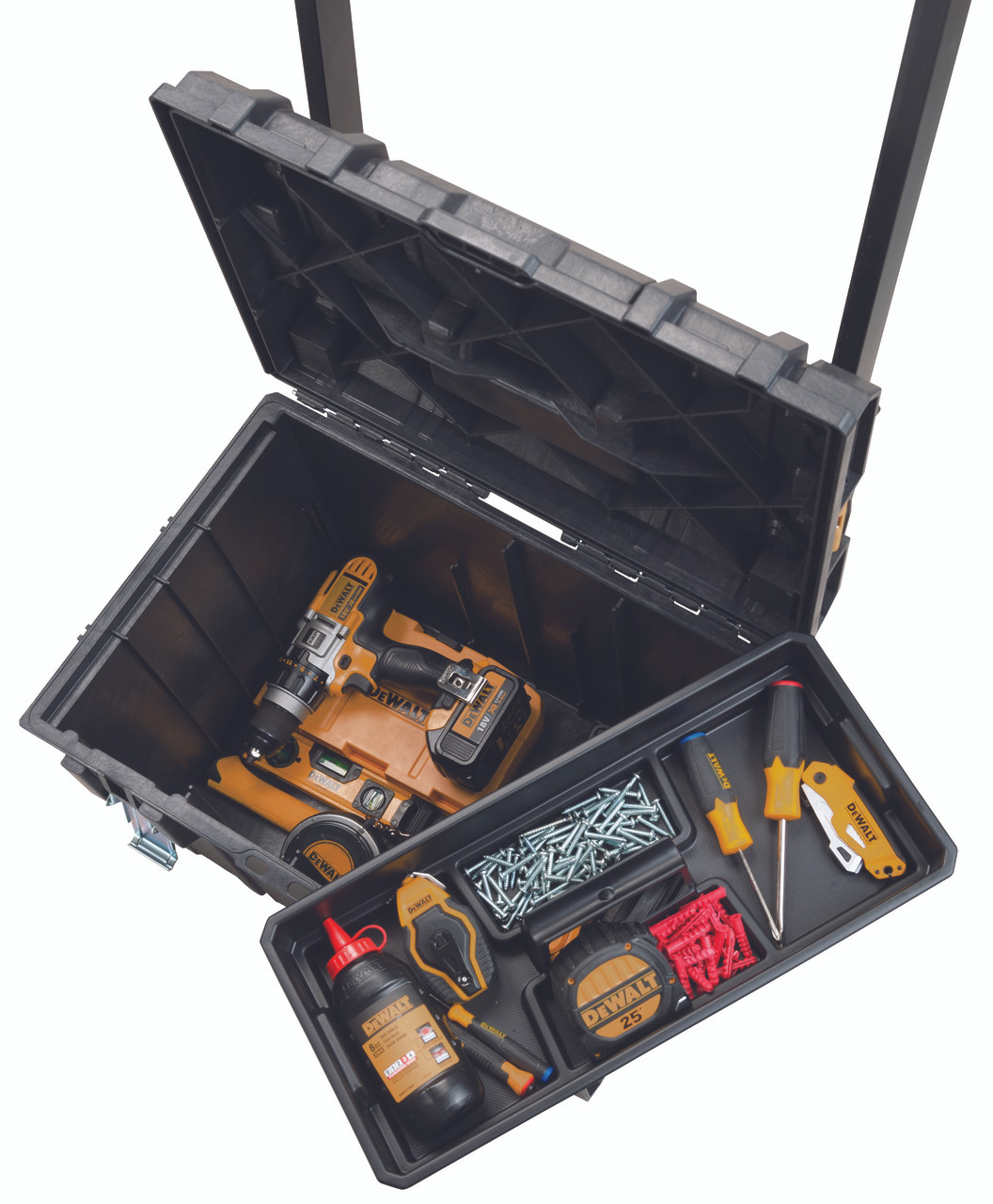 Dewalt Dwst1 75668 Toughsystem Ds450 Mobile Storage Box