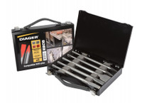 Diager 111C 5 Piece SDS Plus Chisel Set