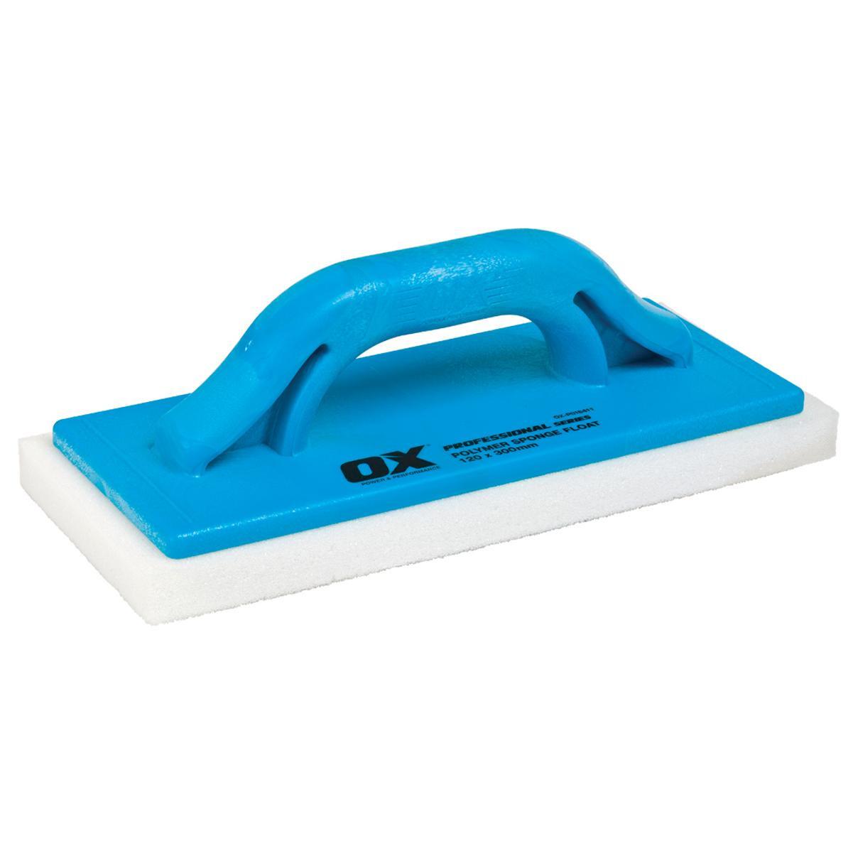 Ox Pro OX-P016411 Polymer Sponge Float 120mm X 300mm