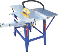 "Charnwood W625P 12"" Table Saw With Extension Table & Sliding Carriage"