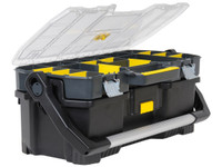 Stanley 600mm(24in) Tool Tote With Organiser