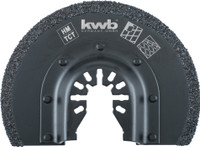 KWB Mutli-Tool Grout Removal Blade