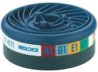 ABEK1 Gas Filter Cartridge (Wrap of 2)