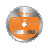Evolution RAGE Multipurpose  255 x2 5.4mm x 28 tip Blade