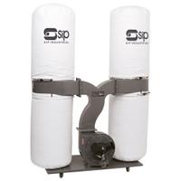 Sip 3HP Dust Extractor (306 Litre) (01956)