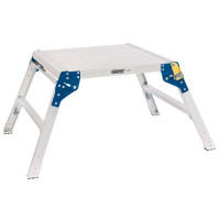 Draper 2 Step Square Aluminium Working Platform (83996)