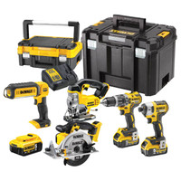 Dewalt DCK551P3T 18v Lithium-Ion 5 Piece Package