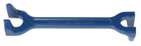 Irwin Record 6552 Back Nut and Basin Wrench