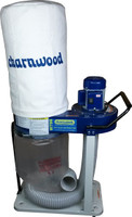 Charnwood W796 Professional 1HP Portable Dust Extractor (W796)