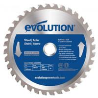 Evolution 180mm Steel Cutting Blade