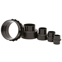 SIP 5 Piece Dust Collector Adaptor Set