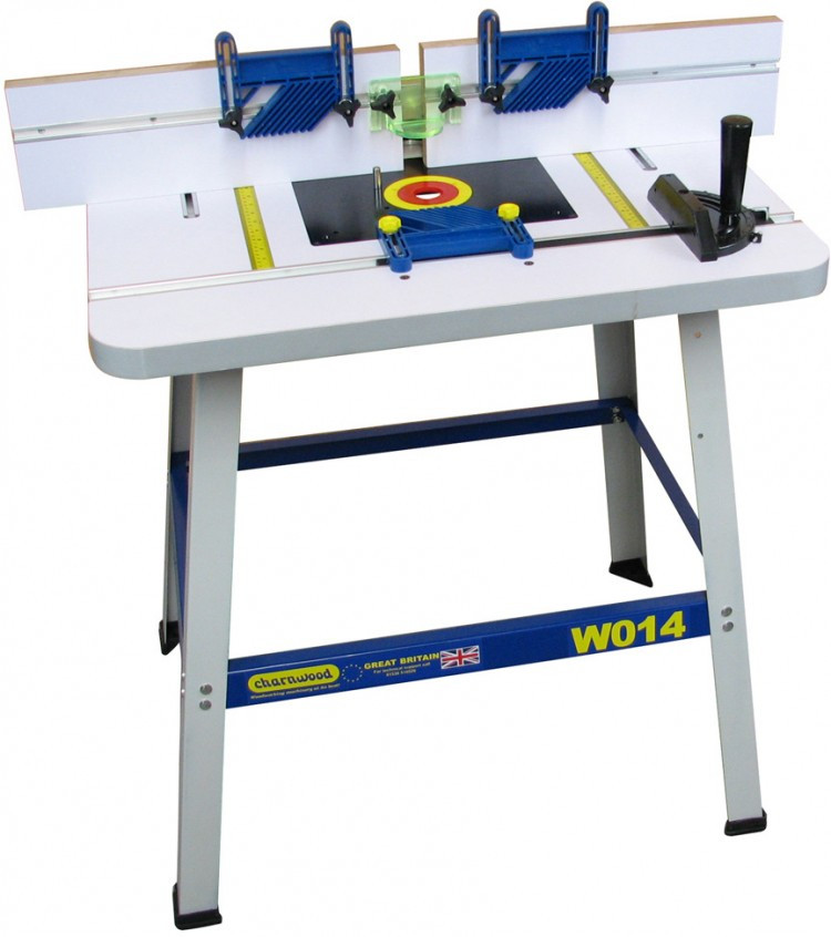 Charnwood w014 floorstanding router table w014 greentooth Images