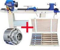 Charnwood W813P2 Floorstanding Lathe Package Deal (W813P2)