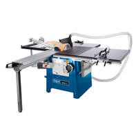 Scheppach Forsa 4.1 Panel Saw With Pro Sliding Table Carriage, Table Extension and Width Extension Plus Scorer