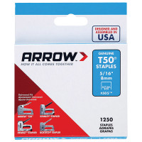 Arrow T50 8mm Staples