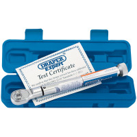 "Draper 1/2"" Square Drive Expert Torque Wrench (30-100NM) (58138)"