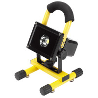 Draper 15384 10W COB LED RECHARGEABLE WORKLIGHT (600 LUMEN)