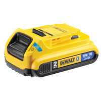 Dewalt DCB183B 18V 2Ah Li-ion Bluetooth Battery