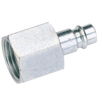 "Draper 54419 1/4"" Bsp Female Nut Euro Coupling Adaptor"