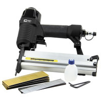 SIP 2-in-1 Air Nailer/Stapler Kit