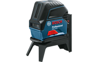 Bosch GCL 2-15 Professional Combi Laser With Carry Case